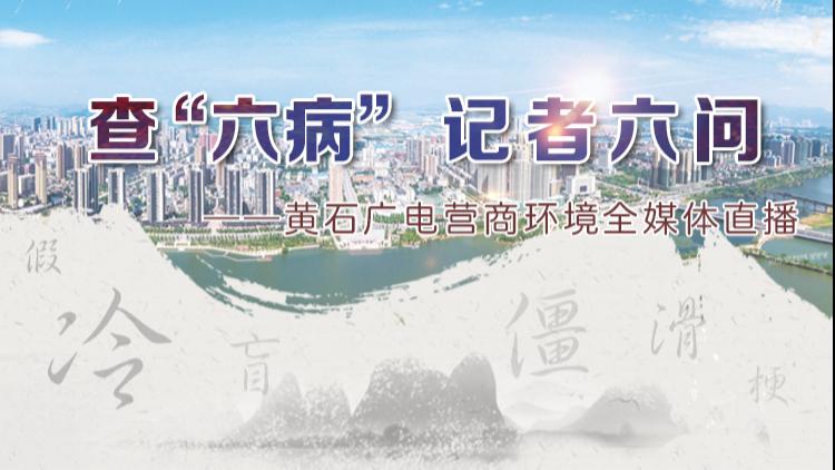 "title='查""六病""记者六问——黄石广电营商环境全媒体直播(4)'"